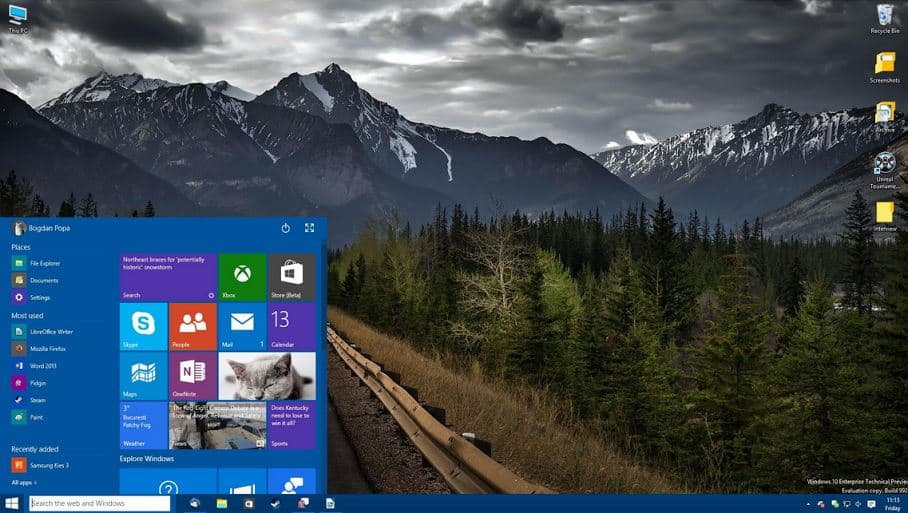 Get Windows 10 free with key will be for Windows insiders