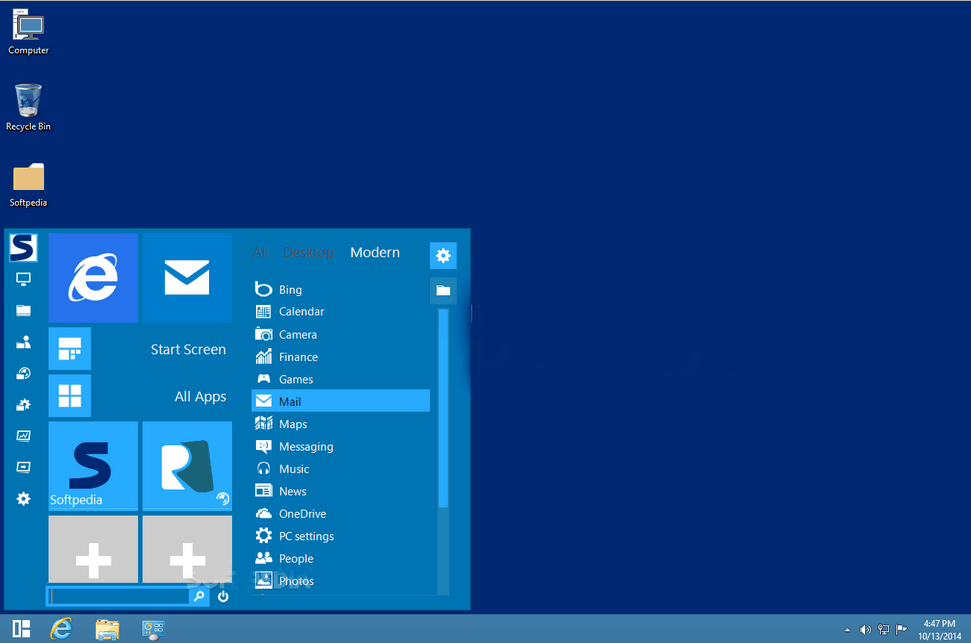 Windows 10 Transformation Pack 4.0 Get New OS Look on Windows 7 and 8
