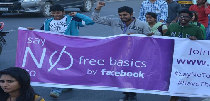 "Why you should say ""No"" to facebook free basic internet offer ?"